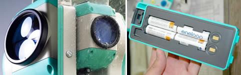 NST-C1rは防水・防塵と信頼の日本製、高品質ニコンレンズ